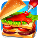 🥪🥪My Cooking Story – Deli Sandwich Master Mod Apk 2.5.5017