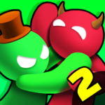 Noodleman.io 2 – Fun Fight Party Games Mod Apk 3.1