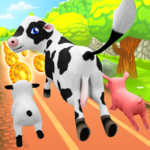 Pets Runner Game – Farm Simulator Mod Apk 1.6.3
