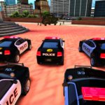 Police Car Driving in City Mod Apk 404