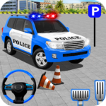 Police Jeep Spooky Stunt Parking 3D Mod Apk 0.4
