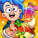 Potion Punch 2: Fantasy Cooking Adventures Mod Apk 1.6.3