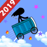 Potty Launch 3:Cart Hero Learn To Fly Mod Apk 1.2.1