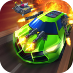 Road Rampage: Racing & Shooting to Revenge Mod Apk 4.5.2