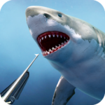 Spearfishing Wild Shark Hunter – Fishing game Mod Apk 1.7