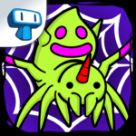 Spider Evolution – Merge & Create Mutant Bugs Mod Apk 1.0.2
