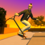 Street Lines: Scooter Mod Apk 1.10