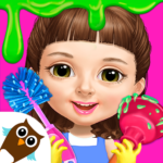 Sweet Baby Girl Cleanup 5 – Messy House Makeover Mod Apk 7.0.30019