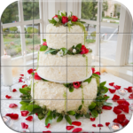 Tile Puzzle Wedding Cake Mod Apk 1.36
