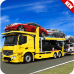 Truck Car Transport Trailer Games Mod Apk 1.10
