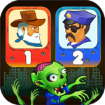Two guys & Zombies (two-player ga  1.1.8me) Mod Apk 1.3.1