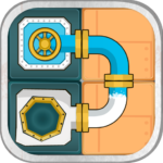 Water Pipes Slide Mod Apk 1.6