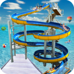 Water Slide Adventure Game Mod Apk 1.11