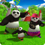 Wild Panda Family: Kung Fu Jungle Survival Mod Apk 2.5