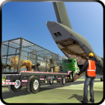 Zoo Animal Transport Truck 3D Airplane Transporter Mod Apk 1.4