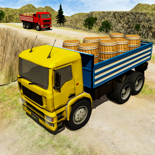 3D Euro Truck Driving Simulator – Real Cargo Game Mod Apk 1.0
