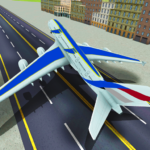Airplane Fly Simulator Mod Apk 1.02