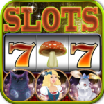 Alice in Magic World Slots-Vegas Slot Machine Game Mod Apk 1.2.9