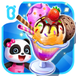 Baby Panda's Ice Cream Shop Mod Apk 9.55.00.00