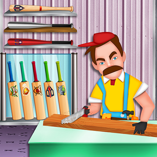 Baseball & Cricket Bat Factory: Wood Craft Maker Mod Apk 1.0.3
