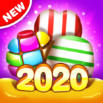 Candy House Fever – 2020 free match game Mod Apk 1.2.7
