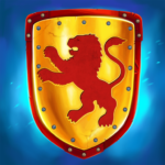 Castle fight: Heroes 3 medieval battle arena Mod Apk 1.0.25