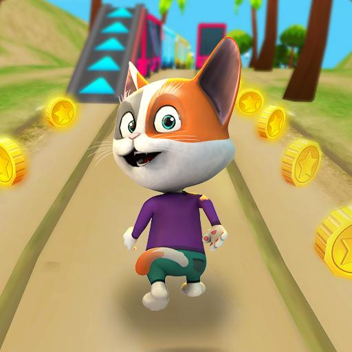 Cat Run Simulator 3D : Design Home Mod Apk 3.0