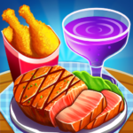 Crazy My Cafe Shop Star – Chef Cooking Games 2020 Mod Apk 1.14.5