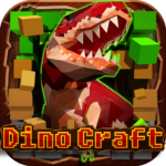 DinoCraft Survive & Craft Pocket Edition Mod Apk 4.2.6