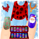 Dress up and Nail Games – Christmas Style Mod Apk 1.1.2