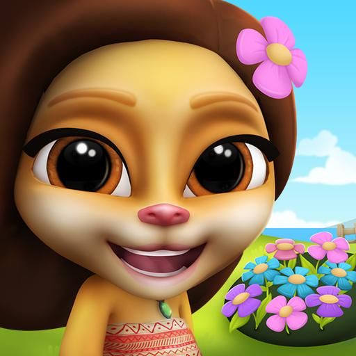 Emma the Cat Gardener: My Virtual Pet Mod Apk 2.1