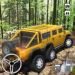 Extreme Offroad Mud Truck Simulator 6×6 Spin Tires Mod Apk 2.4