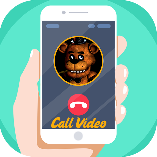 Fake Video Calling And Chat From Freddy Mod Apk 1.0.0