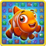 Fish Crush 2 – 2020 Match 3 Puzzle Free New Mod Apk 1.0.2