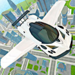 Flying Car Real Driving Mod Apk 2.5