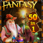 Free New Escape Games 55-50 Doors Fantasy Escape Mod Apk v1.0.3