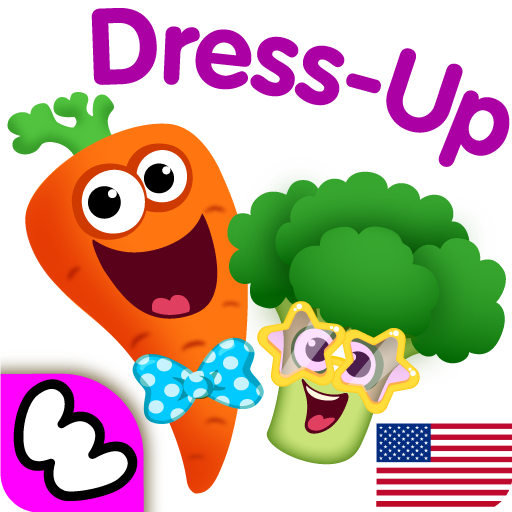 Funny Food DRESS UP games for toddlers and kids!😎 Mod Apk 1.6.0.1