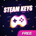 Gamekeys – free Steam keys Mod Apk 1.40