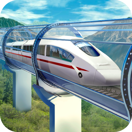 Hyperloop: futuristic train simulator Mod Apk 1.4.6