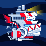 Idle Submarine: Crafting Journey Mod Apk 3.0.9