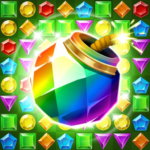 Jungle Gem Blast: Match 3 Jewel Crush Puzzles Mod Apk 4.3.2