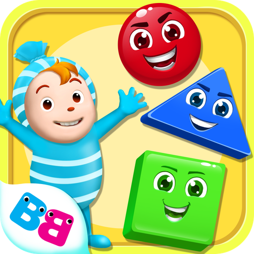 Learn shapes and colors for toddlers kids Mod Apk 1.3.1