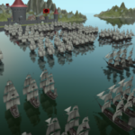 MEDIEVAL NAVAL WARS: FREE REAL TIME STRATEGY GAME Mod Apk 1.1