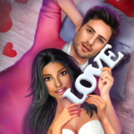 Magic Red Rose Story –  Love Romance Games Mod Apk 1.23