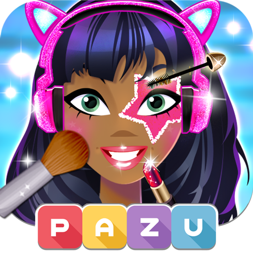 Makeup Girls – Star dress up games for kids Mod Apk 1.30