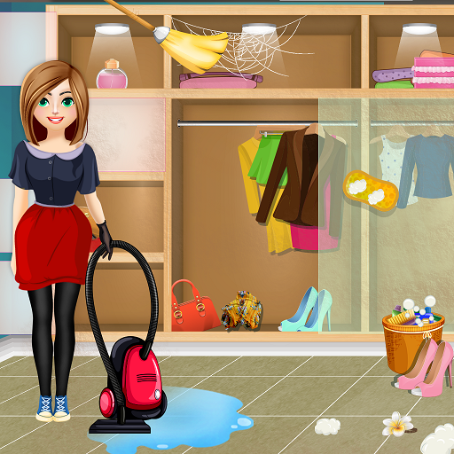 Messy House Closet Cleanup: Room Cleaning Game Mod Apk 1.0.6