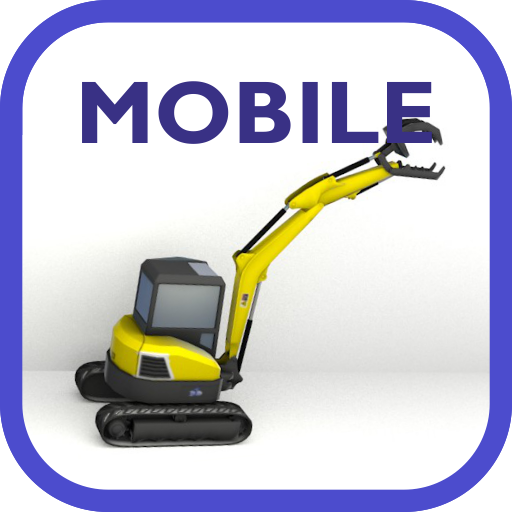 Mobile system hydraulic excavator training Mod Apk rev 1-00