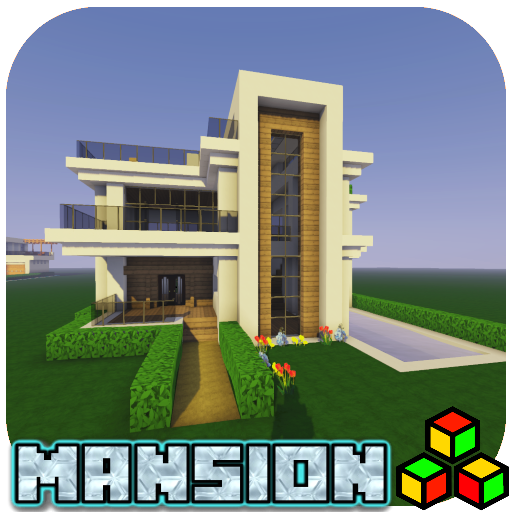 Modern House Mansion Map Mod Apk 3.0