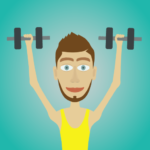 Muscle clicker 2: RPG Gym game Mod Apk 1.0.2