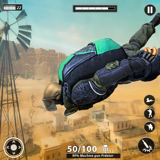 New Gun Games Fire Free Game: Shooting Games 2020 Mod Apk 1.0.9